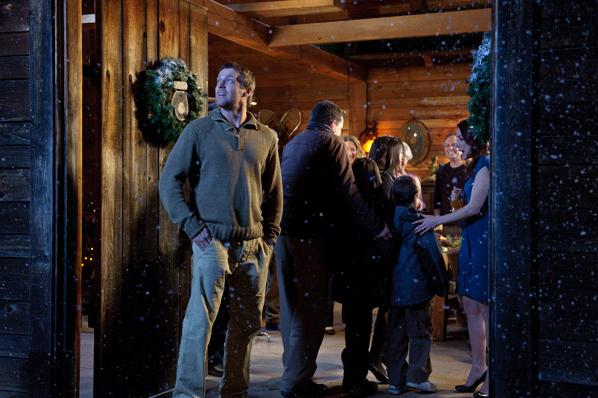 The Christmas Lodge.The Christmas Lodge Review Cj S Corner