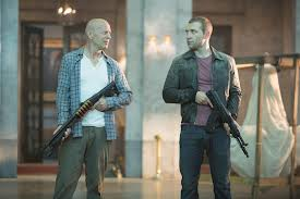 Father and Son - Die Hard 5