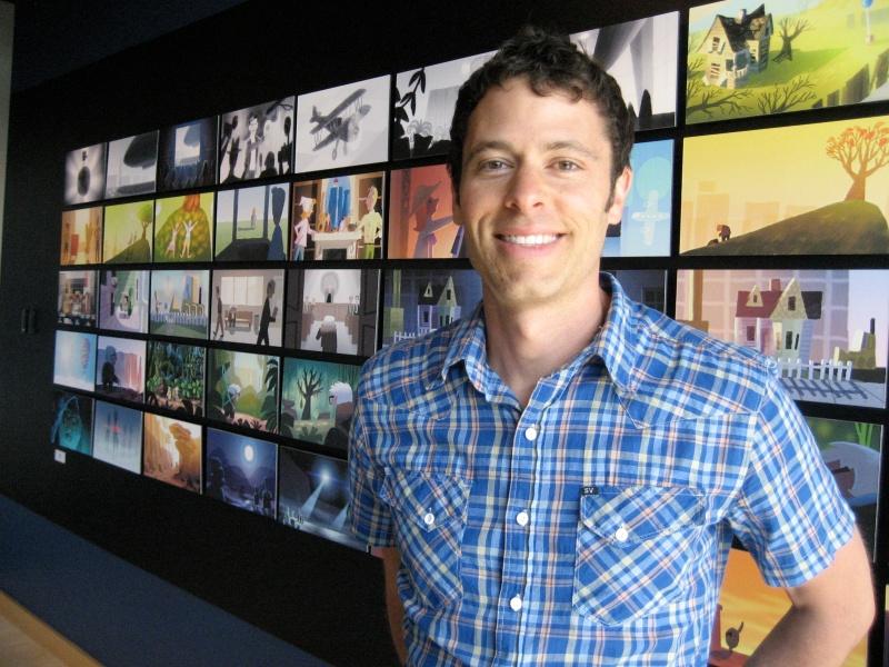 Pixar Story Artist