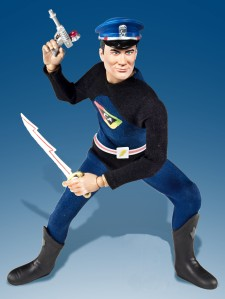 Captain Action Toy