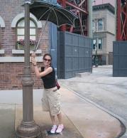 Disney's Singing in the Rain Umbrella