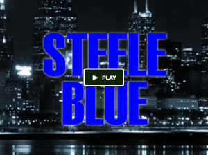 STEELE BLUE Kickstarter